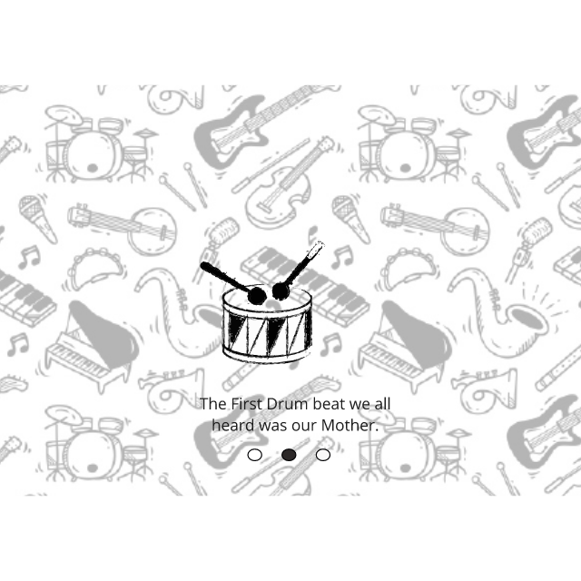 Musical Instruments Tutorial screen on Lottiefiles  Free